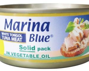 Orly tuna label
