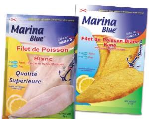 marina Blue Pack