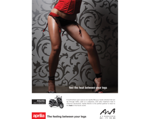 ANB, feeling between your legs