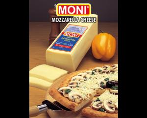 Moni, mozzarella cheese