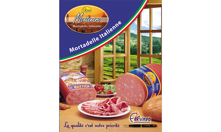 Montenero, mortadelle